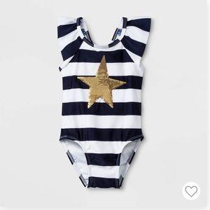 Baby girls swim suit!